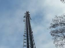 Tijdelijke mast moet problemen met mobiel bereik in Borculo oplossen