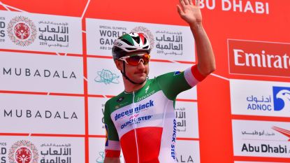 KOERS KORT (28/2). Viviani is Gaviria te snel af in UAE Tour - Degrendele snel uitgeschakeld in sprint, De Pauw 11de op scratch - Pech voor Mohoric