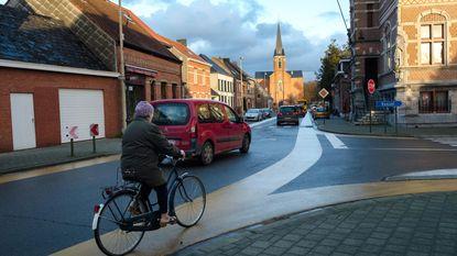 """Groen: """"Gele fietsstroken moeten breder"""""""