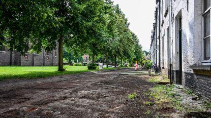 Na klachten over puinhoop: Sint-Alexiusbegijnhof opgeruimd