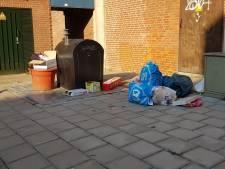 Waar moeten bewoners Hengelose Telgenflat met hun afval naar toe?