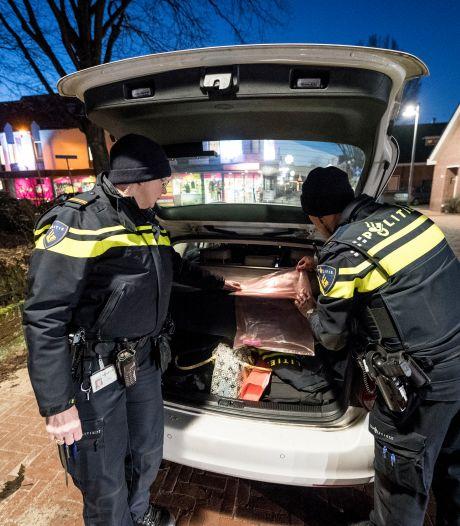 Vuurwerkvangst is ook in NO-Twente combinatie van 'geluk en goed onderzoek'