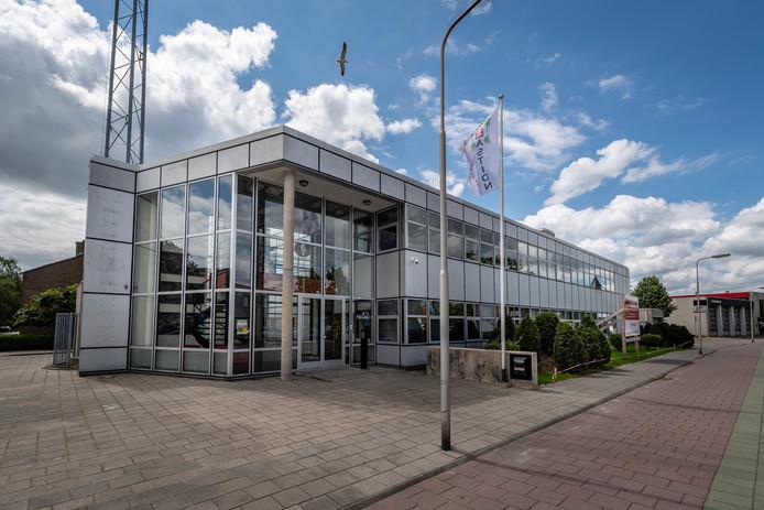 Het voormalige politiebureau in Steenbergen is in handen gekomen van een bedrijf dat er een ondernemerscentrum van heeft gemaakt.