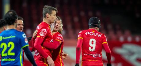 Go Ahead in slotfase langs TOP Oss