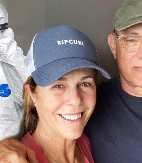 """Rita Wilson, la femme de Tom Hanks, a été traitée avec de la chloroquine: """"Faites attention!"""""""