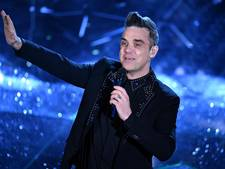 Robbie Williams zegt sorry tegen Jimmy Page