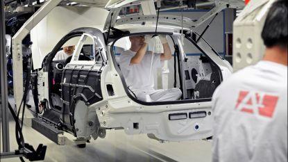Werknemers Audi Brussels krijgen bonus van 3.797 euro voor 2017