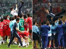 'Guus Hiddink welkom als adviseur van Zuid-Korea'