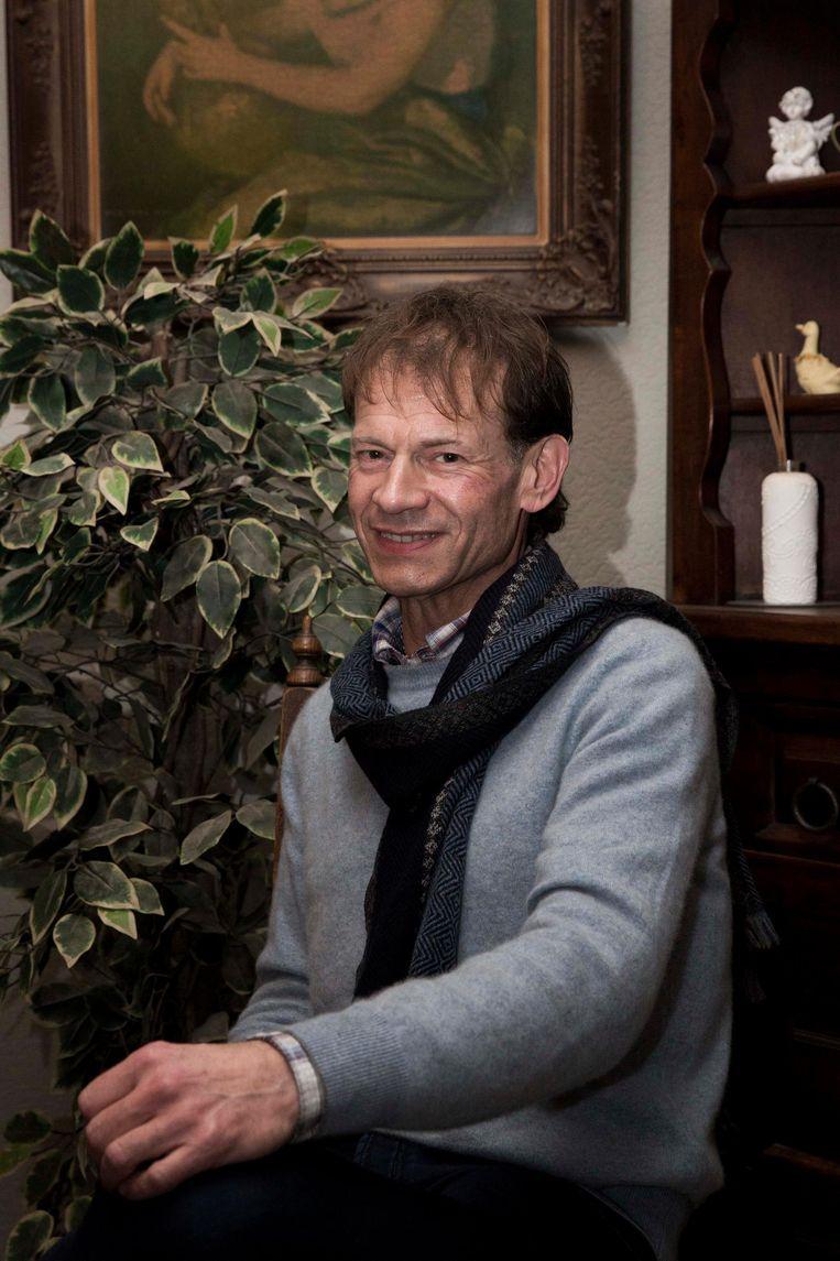 Francois Herck is morgen te zien tijdens de Lotto-trekking.