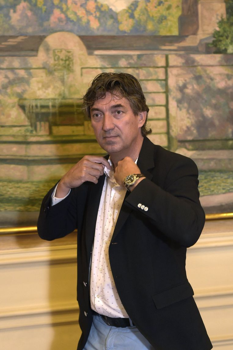Peter Vanvelthoven.