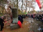 'Ooh's' en 'aah's' bij onthulling D'Ouwe Sok op 750 jarige verjaardag