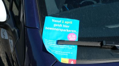 """""""Wij worden weggepest"""": bewonersparkeren beroert ziekenhuispersoneel Middelheim"""