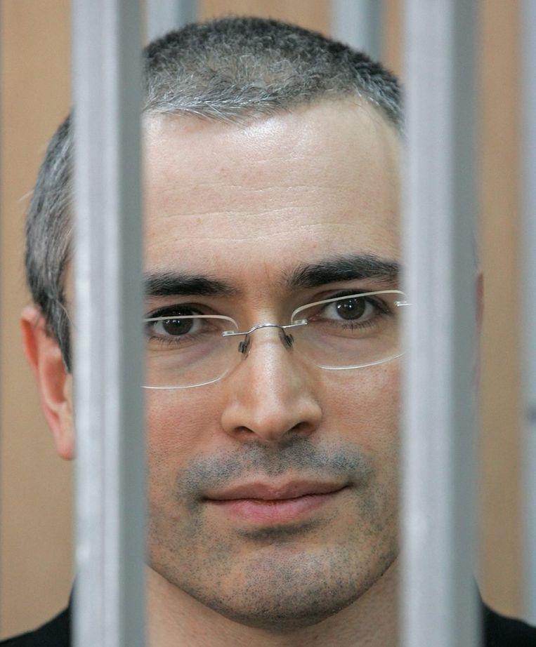 Michail Chodorkovski. © ANP Beeld null