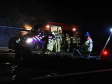 Drenkeling in Kalenberg? Brandweer staakt zoekactie, politie gaat morgenochtend verder