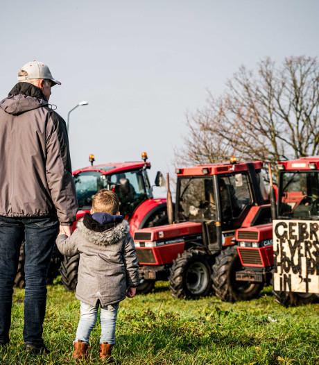 Boeren gaan maandenlang actie voeren ín de supermarkt