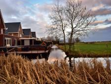 Haastrechters boos na 'drastische wending': woonwijk in plaats van groen achter hun huizen