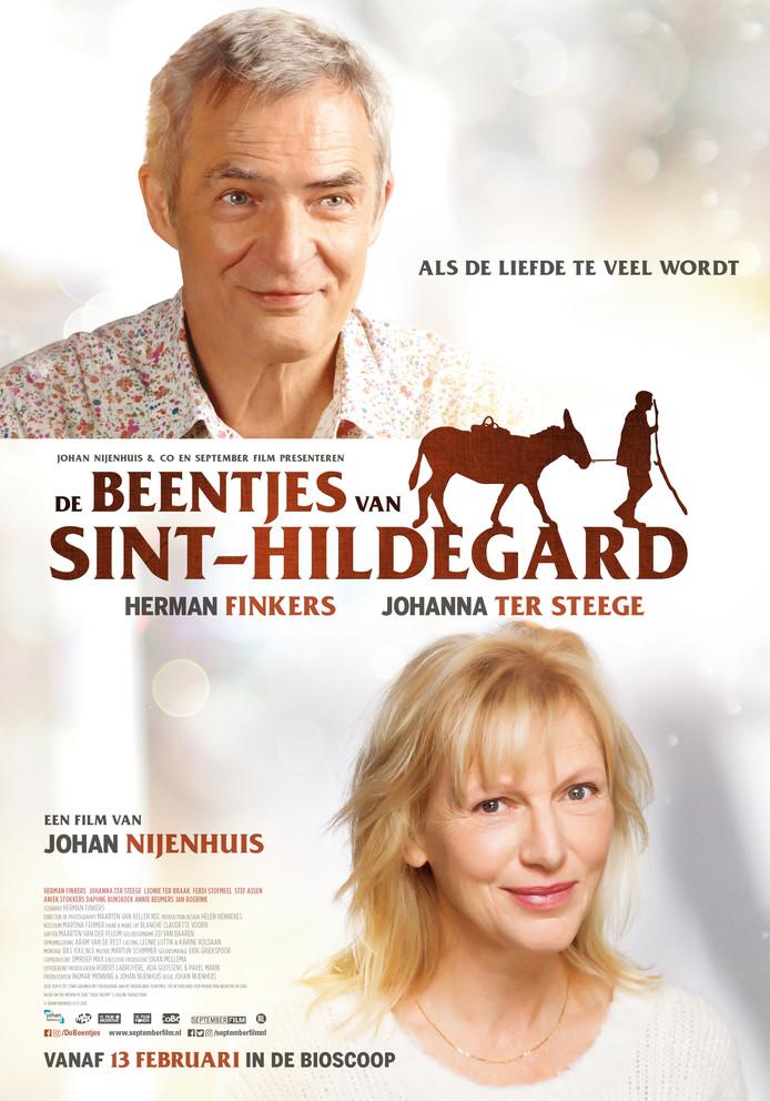 De beentjes van Sint-Hildegard is een komisch drama over het los willen breken uit vastgeroeste patronen.
