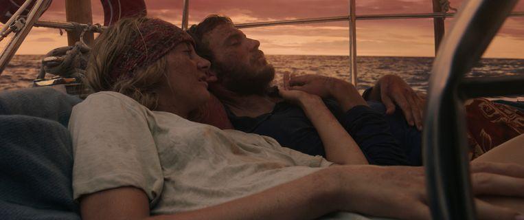Shailene Woodley and Sam Claflin star in ADRIFT Beeld STXfilms
