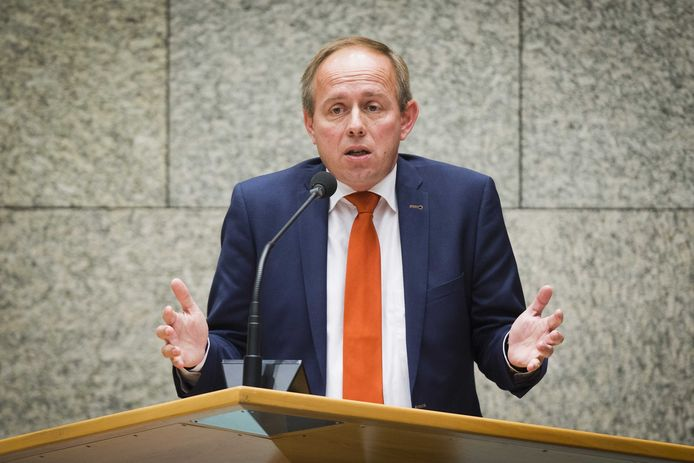 Kees van der Staaij (SGP).