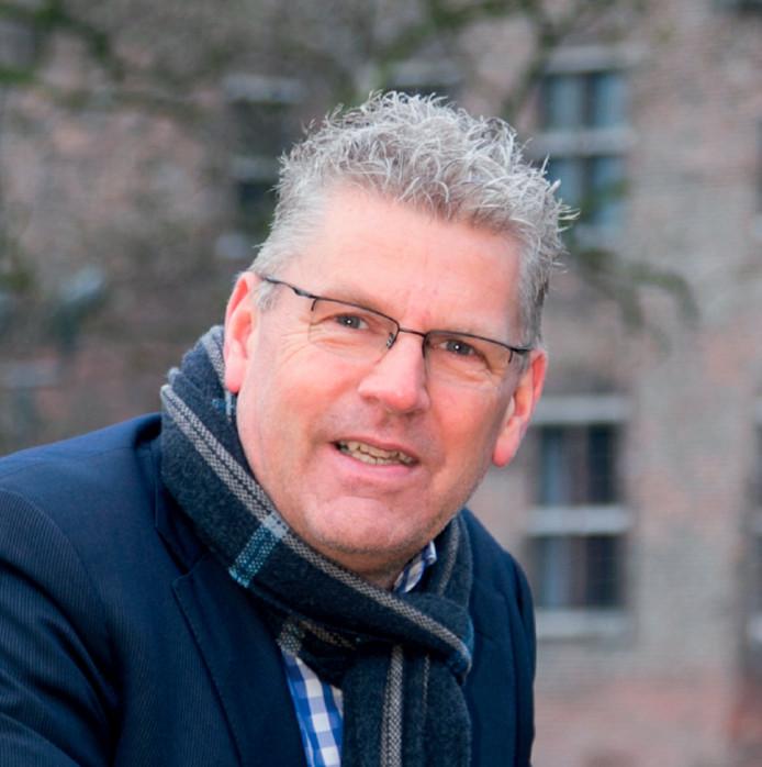 50Plus-fractieleider Frans Mol