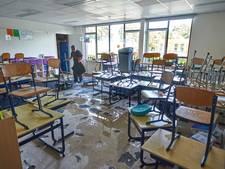 School Nistelrode deze hele week nog dicht na wateroverlast