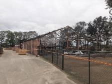Boeren kunnen niet oogsten door schuurbrand in Rutten: '40 jaar levenswerk weg'