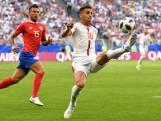 Ajax-doelwit Tadic blikvanger in duel met vuige Zwitsers