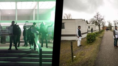 """Verhoogde criminaliteit aan asielcentrum Parelstrand wordt aangepakt: """"Al acht personen weggestuurd"""""""