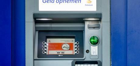 Geldautomaat in Kaatsheuvel 's nachts dicht uit angst voor plofkraak
