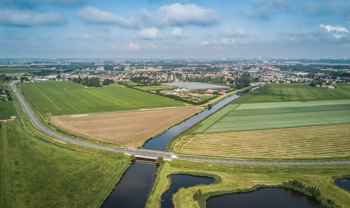 Bestemming nieuwbouw Stougjesdijk oost.