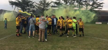 Overzicht | Brandevoort geeft het uit handen tegen HVV Helmond, UNA knokt zich naar punt