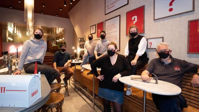 "Spaghettirestaurant Bavet opent donderdag: ""Mechelaars mogen onze muze kiezen"""