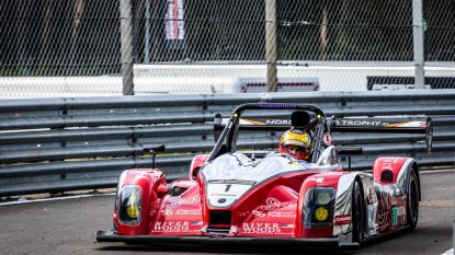 Gilles Magnus pakt pole voor 24 Uur Zolder