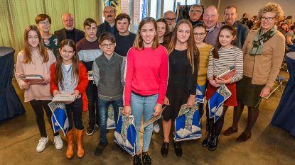 Silke wint Junior Journalist met 'Chocolade meringuetaart met frambozen'