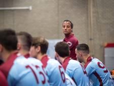 Osvaldo Gomes debuteert met  moeizame zege DFS Arnhem