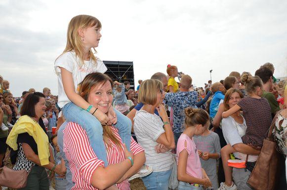 #LikeMe op Mini Rock Junior in Denderhoutem.