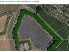 Krijgt Deventer volgend jaar zijn eerste zonneparkje?
