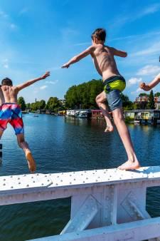 Hitte in aantocht, scholen in regio Utrecht halen tropenrooster uit de kast