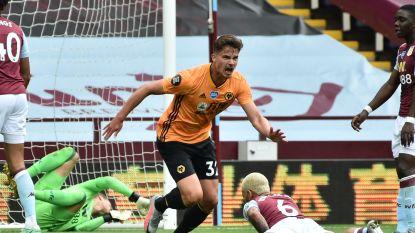 """Dendoncker is de held van Wolverhampton met belangrijk doelpunt: """"Hij is toch zo'n harde werker"""""""