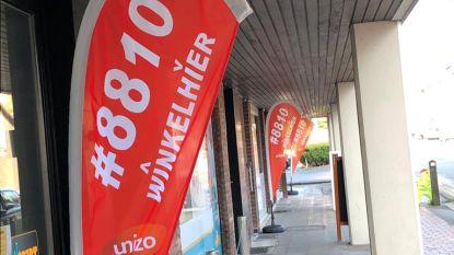 Unizo Lichtervelde zet lokale handelaars in de kijker met nieuwe campagne