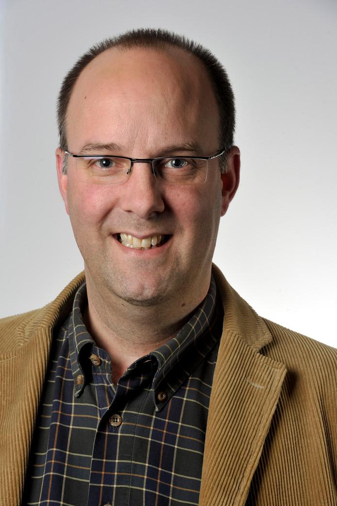 Wethouder René Lazeroms reageert namens zijn collega Martien de Bruijn.