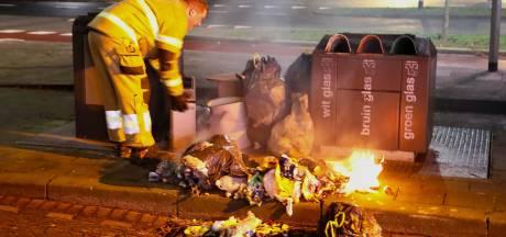 Brandweer moet afvalbrandje vlakbij Osse kazerne blussen