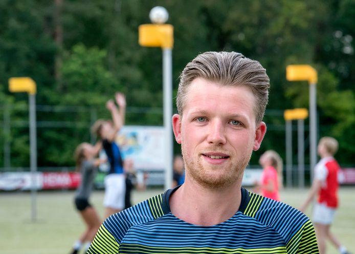 """Jorik Velgersdijk: ,,De overgangsklasse is een hartstikke mooi niveau. En met mijn eigen club, dat is het mooiste."""""""