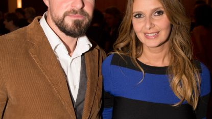 """Isabelle A en haar vriend Hans al meer dan een jaar uit elkaar: """"Niet aan de grote klok gehangen vanwege onze zoon"""""""