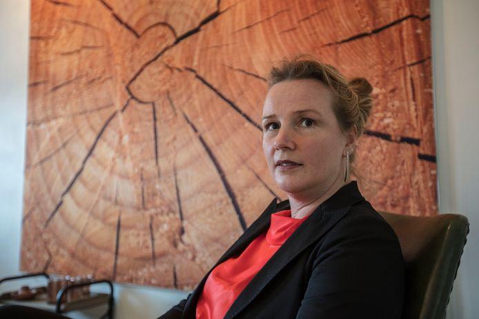Traumabegeleidster Irene Kersten in Asten.
