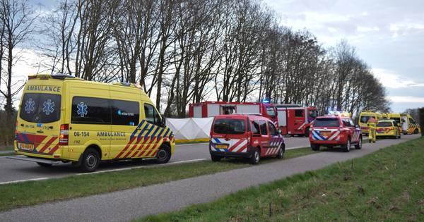 Twee zwaargewonden bij eenzijdig ongeluk in Braamt.