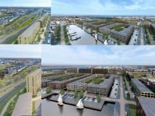 Met de billen bloot voor goedkope flats in Harderwijk