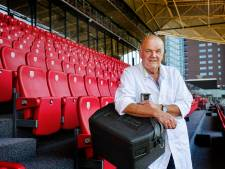 Worstverkoper Rob (70) is al 40 jaar cultheld bij FC Utrecht: 'Ik word zelfs in Griekenland en Spanje herkend'