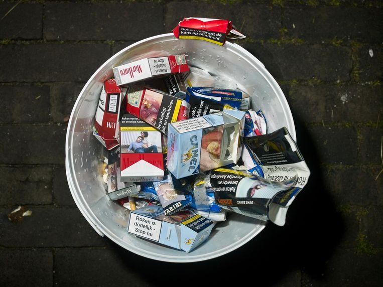 het grootste effect zit 'm in het bewust worden van de verslaving. Beeld Raimond Wouda