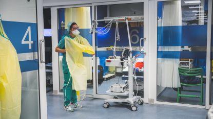 Nooit eerder zoveel besmettingen in Gent, maar in ziekenhuizen blijft het rustig